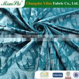 4 way stretch fabric embossed polyester velour fabric wholesale from China
