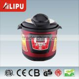 2016 Ailipu brand Automatic multifunction Electric Pressure Cooker with light touch switches