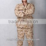 BDU Camouflage Military Uniform, Jacket with Pants