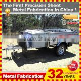 2014 hot sell outdoor auto camping folding tent trailer,china manufacturer with oem service