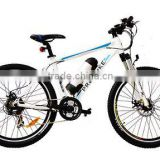 "26"" lithium battery electric MTB bike / 26"" electric MTB bike alloy frame"