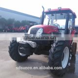 Wheeled Tractor 80 hp tractor,YTO-X804
