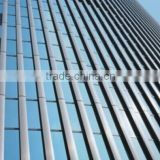 IGU/double glazing exterior building glass walls ,colored window , factory