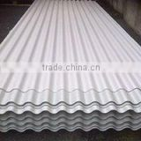 Good look corrugated,Heat resistant corrugated steel roof sheet