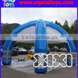2016 Air sealed inflatable spider tent, air dome, inflatable party tent