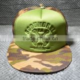Custom Design Your Own camo hat Baseball Trucker Mesh Cap Hats Wholesale Cheap Trucker Hat                                                                         Quality Choice