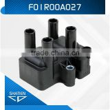 ignition coil parts,car ignition coil,ignition coil price,F01R00A027,bosch ignition coil,electronic ignition