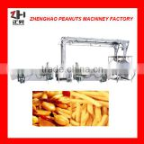 Hot sale Fried peanut production line/Roasted and salted peanut machine with CE certification