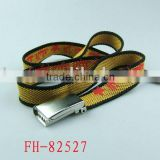 Double~faced Canvas Belt