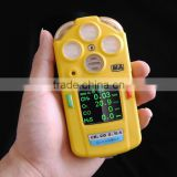 custom the handheld gas detector enclosure for safety device's plastic housing
