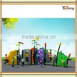 Indoor And Outdoor Playground/Kids Outdoor Climbing Playground/Metal Play Structures
