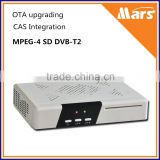 Conax CAS supported Mstar5019 SD MPEG4 DVB T2 Set top box                                                                         Quality Choice