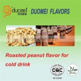 PG based roasted peanut flavouring food flavor for cold drink