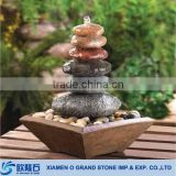 Natural stone electric tabletop mini water fountain                                                                         Quality Choice