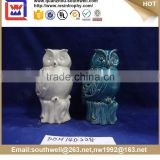 animal ceramic craft home decoration item nice gift adorable pottery and porcelain for living room