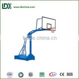 Outdoor Professional Steel Basketball post
