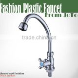 ABS SIMPLE DESIGN SERIES Single cold plastic decorative outdoor water faucet
