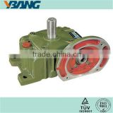 Mechanical Power Transmission Casting Iron Small Speed Reduction Gearbox with AC Motor                                                                         Quality Choice