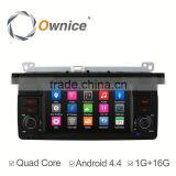 Ownice C300 quad core GPS navigation for BMW E46 M3 support Bluetooth stereo steering wheel control