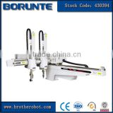 Plastic Injection Molding Machine Used Mechanical Robot Arm