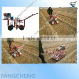 Diesel Engine White Radish Seeding Machine/White Radish Seed Seeding Machine 86-18810361798