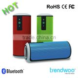 NFC Waterproof IPX4 Outdoor Bluetooth Speaker With 2*4W Speakers Built In 4000mAh Battery Used In Bicycle