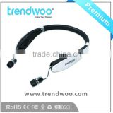 Bluetooth Earbud, Earphone With Microphone, Newest In-Ear Hbs-800 Wireless Bluetooth Headphone