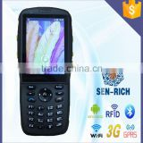 Android Handheld Data Collector PDA Supports 1D / 2D Laser Barcode Scanner,Wifi,Bluetooth,Camera