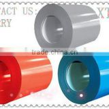 DX51D+Z color coated steel coil,ASTM ppgi steel coil for roofing,Q195 prepainted color steel coil,top class grade