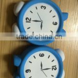 pu foam clock stress toy/antistress toy