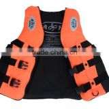 Guangdong custom Outdoor Professional Swimwear And Swimming jackets Life Jacket Water Sport Survival Dedicated Life Vest