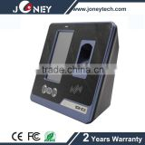 Lowest price Biometric face and Fingerprint time attendance machine with low price