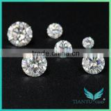 Synthetic (lab created) Moissanite Diamond Type and DEF White Moissanite Diamond lab grown diamond