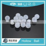 high quality and lower price plastic hollow ball, plastic hollow floating ball 10mm-100mm