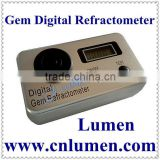 Gemstone refractometer price 1.4~3.0 RI Gemological Diamond Jewel Digital Gem Refractometer