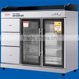 four layer disinfection cabinet tableware disinfection cabinet electric dish sterilizer/disinfection cabinet
