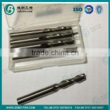 long life solid carbide end mill cutter from zhuzhou good manufacturer