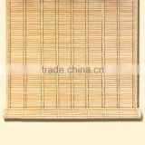 low carbon outdoor natural Japanese home decor bamboo roller blinds