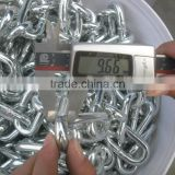 Carbon steel safely chain for Europe Markets