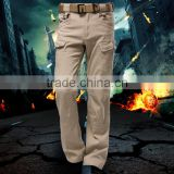 B1020 Anhui apparel allover camo print military pants wholesale blank jogger pants casual wholesale