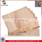 paulownia wood taekwondo breaking board kids martial arts board