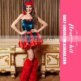 Hot Christmas Cosplay Elf Costume Sexy Costumes For Adult Women