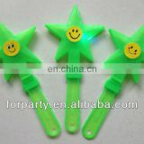 LSL-0131 Green flashing hand clappers LED hand clappers