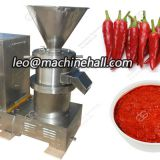 Chili Paste Grinding Machine|Chili Sauce Making Machine Manufacturer