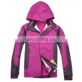 multicolor waterproof detachable outerdoor wear