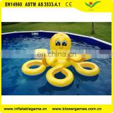 Promotion giant inflatable octopus pool for sale