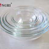 5pcs glass bowls set