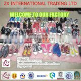 bulk used shoes for sale cream big size used shoes good quality from South Korean second hand shoes