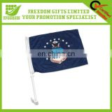 Hot sale High Quality Car Hood Flag Car Mirror Flag