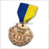 antique deisgn high quality metal old medal for souvenir